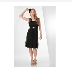 Bari Jay Black Bari Jay 884 Dress