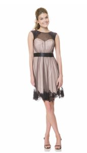 Bari Jay Blush/Black 1528 Dress