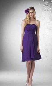 Bari Jay Violet Purple Bari Jay 726 Dress