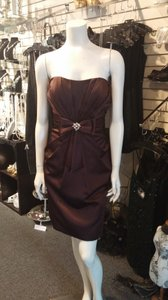 Liz Fields Coffee 357 Dress