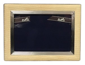 Hermès Hermes leather picture frame