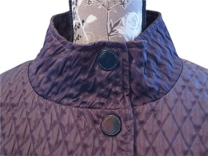 Hilary Radley Coat Nwt 14 16 Plus Bordeaux Jacket