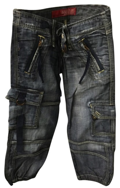 Preload https://img-static.tradesy.com/item/9829822/guess-cargo-jeans-size-25-2-xs-0-1-650-650.jpg