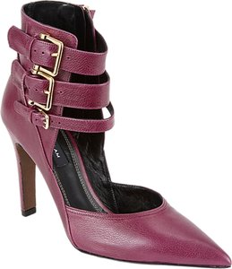 Derek Lam New Leather Purple Pumps