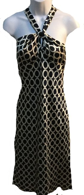 Preload https://img-static.tradesy.com/item/9832714/laundry-by-shelli-segal-black-and-white-polka-dot-silk-knee-length-cocktail-dress-size-6-s-0-3-650-650.jpg