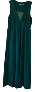 Turquoise Maxi Dress by Liz Claiborne