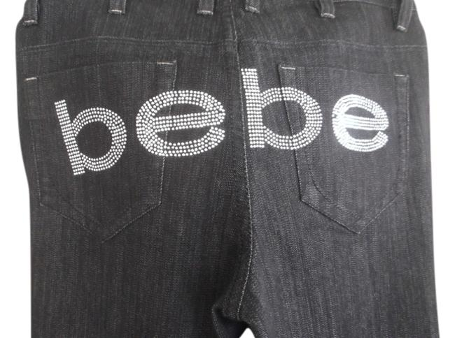 Preload https://img-static.tradesy.com/item/9833578/2b-bebe-black-denim-with-rhinestone-dark-rinse-kitty-skinny-jeans-size-28-4-s-0-2-650-650.jpg