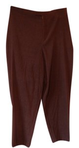Kathy Ireland Relaxed Pants Brown