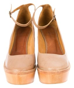 Isabel Marant Nude Wedges