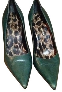 Dolce&Gabbana Green Pumps