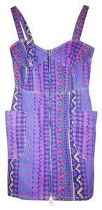 Marc by Marc Jacobs short dress INDIGO MULTI on Tradesy