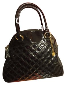 Big Buddha Satchel in Black