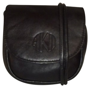 Anne Klein Leather Vintage Cross Body Bag