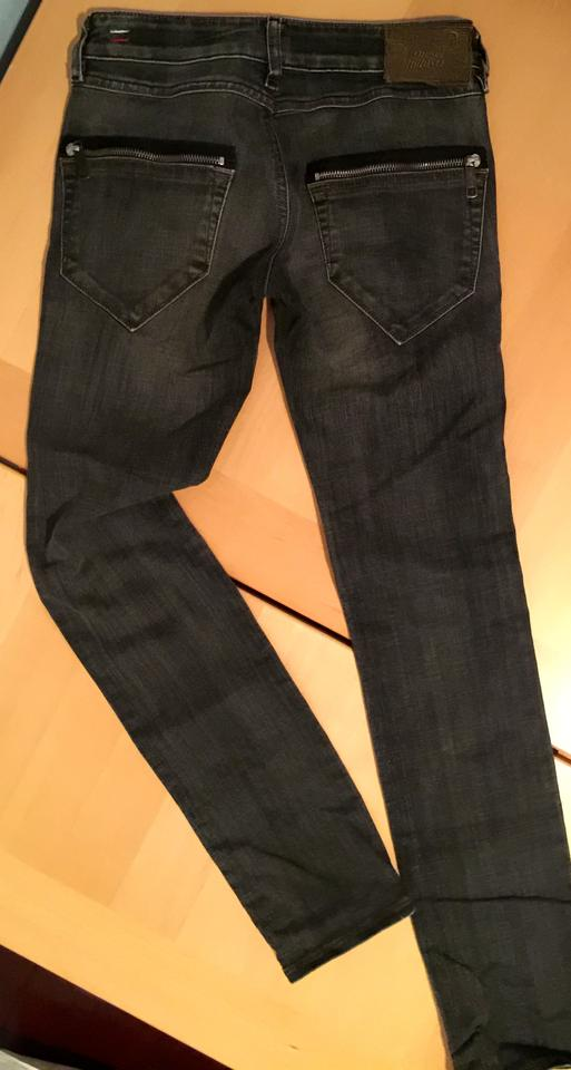c0286b24 Diesel Clush Stretchy Skinny Jeans-Distressed Image 10. 1234567891011