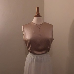 Barneys New York Top Vintage pink