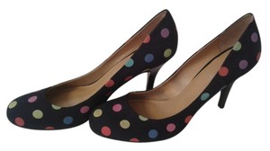 Nine West Black/Multi Pumps