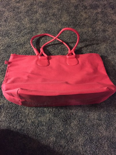 The Body Shop Double Handle Tote in Pink