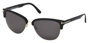 Tom Ford Tom Ford Fany Sunglasses FT0368 01A