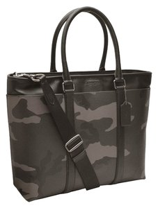 Coach Tote in Grey Camoflage