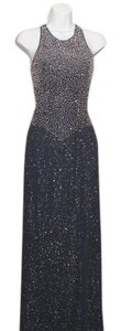 Sean Collection Sequin Prom Classy Evening Gown Evening Gown Sparkle Dress