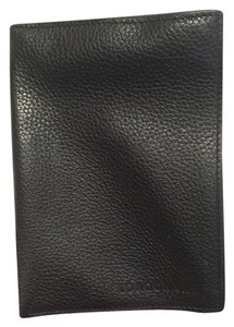 Longchamp Le Foulonne - Business Passport Cover