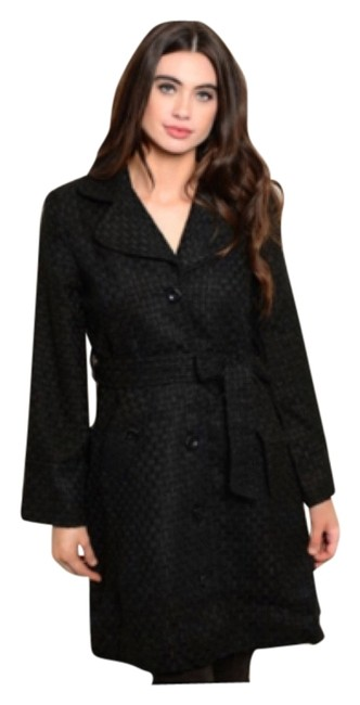 Preload https://img-static.tradesy.com/item/9837055/blac-new-photos-addedtextured-button-up-removeable-tie-beltsash-trench-coat-size-10-m-0-1-650-650.jpg