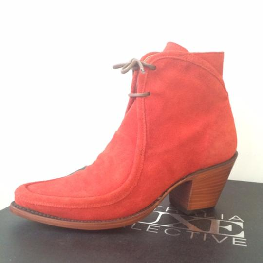 Australia Luxe Collective Vamp Red Boots