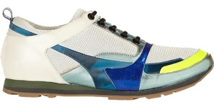 Jil Sander Metallic Multicolor Athletic