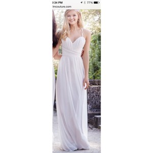 Jim Hjelm Ivory Dress