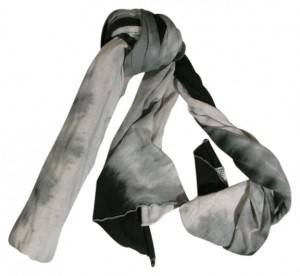 Bluenotes Cloudy Blue Gray Bluenotes Scarf