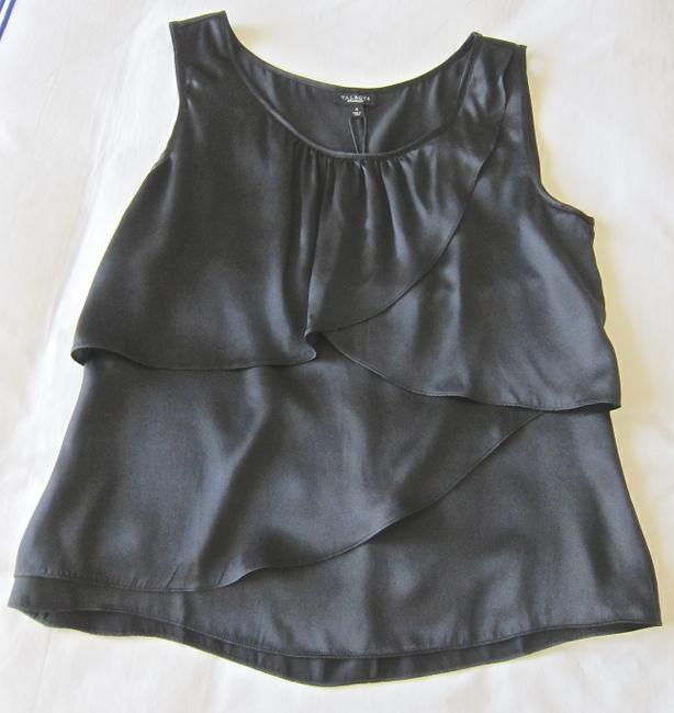 Talbots Top Black
