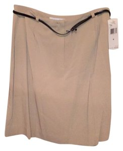 Jones New York Skirt Beige