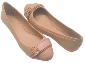 Tory Burch Trudy Camellia Pink Flats