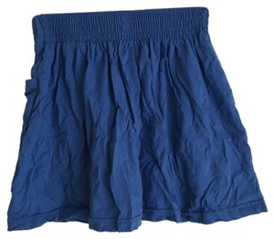 I Love H81 Skirt True blue