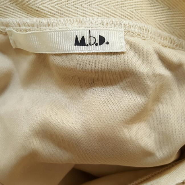 MBD Skirt Beige, cream