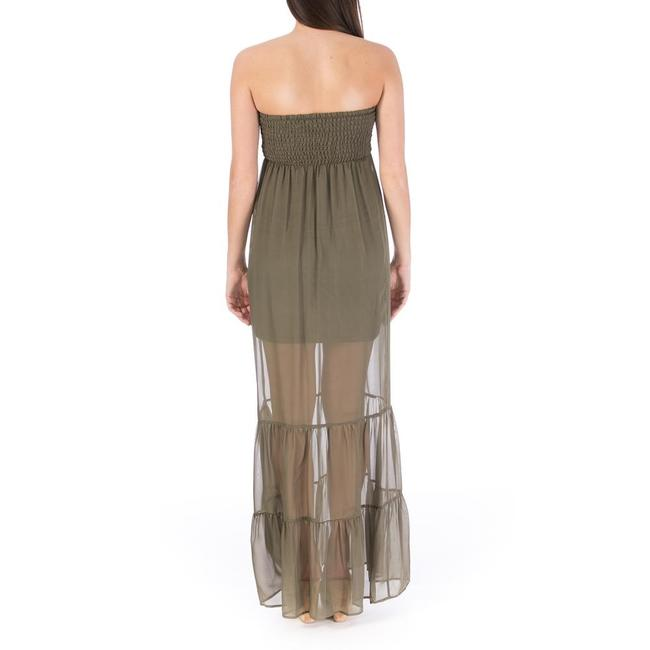 Olive Maxi Dress by Guess