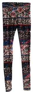Truly Madly Deeply Abstract print Leggings