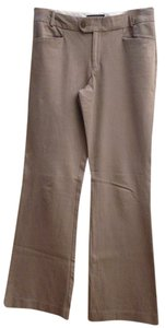 Banana Republic Wide Leg Pants Khaki