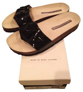 Marc Jacobs Black Sandals