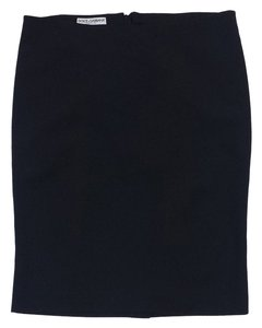 Dolce&Gabbana Black Pencil Skirt