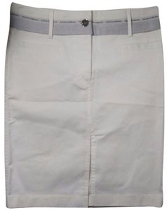 Dolce&Gabbana Pencil Skirt White