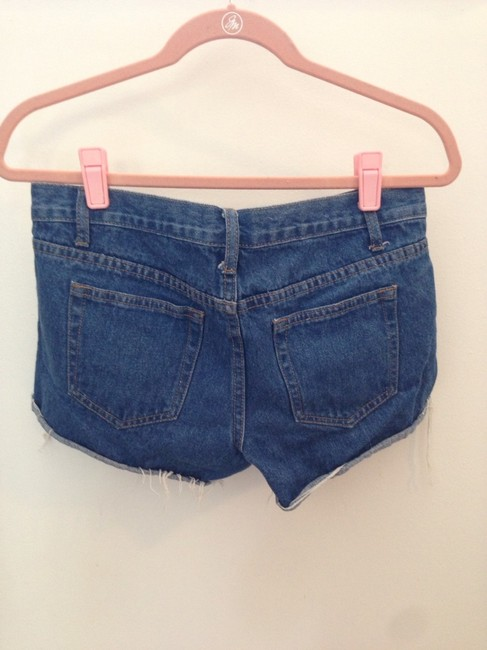 Forever 21 Shorts Blue Denim