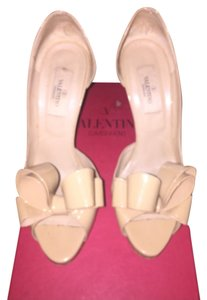 Valentino Tan Platforms