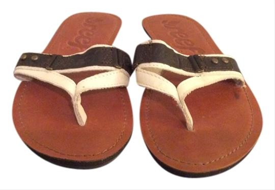 Preload https://img-static.tradesy.com/item/9843343/reef-brown-leather-flip-flops-sandals-size-us-6-regular-m-b-0-1-540-540.jpg