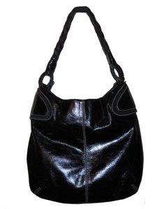 Francesco Biasia Leather Hobo Bag