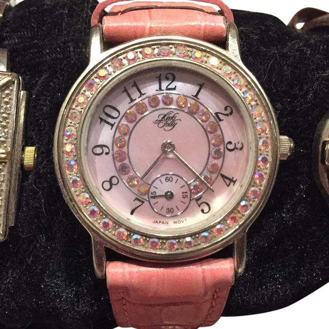 Item - Pink and White Watch