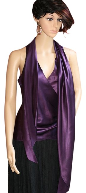 Preload https://img-static.tradesy.com/item/984370/lauren-ralph-lauren-purple-royale-plum-silk-blouse-size-4-s-0-0-650-650.jpg