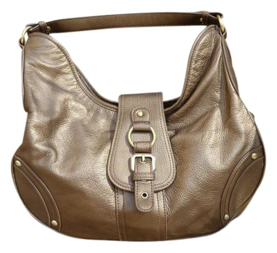 Preload https://img-static.tradesy.com/item/9844168/coldwater-creek-metallic-bronze-leather-hobo-bag-0-3-540-540.jpg