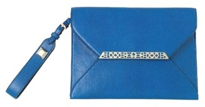 Stella & Dot Bright Cobalt Clutch