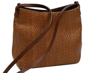 Fossil Leather Designer Shoulder Bag